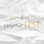 Cosmic Dust Square Logo